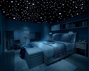 Glow In The Dark 3D Stars