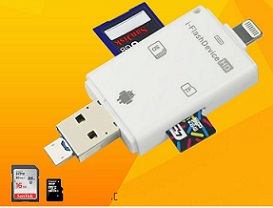 i-Flashdrive – usb stick voor back-up