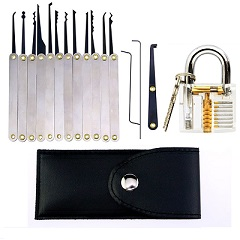 Lockpick starters kit