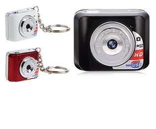 Mini HD Camera Sleutelhanger