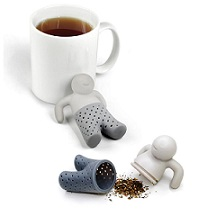GRATIS Mr Tea Infuser – Theezeef (2 st)